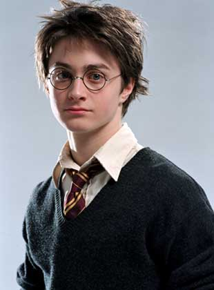 Harry Potter, the main character from the Harry Potter series