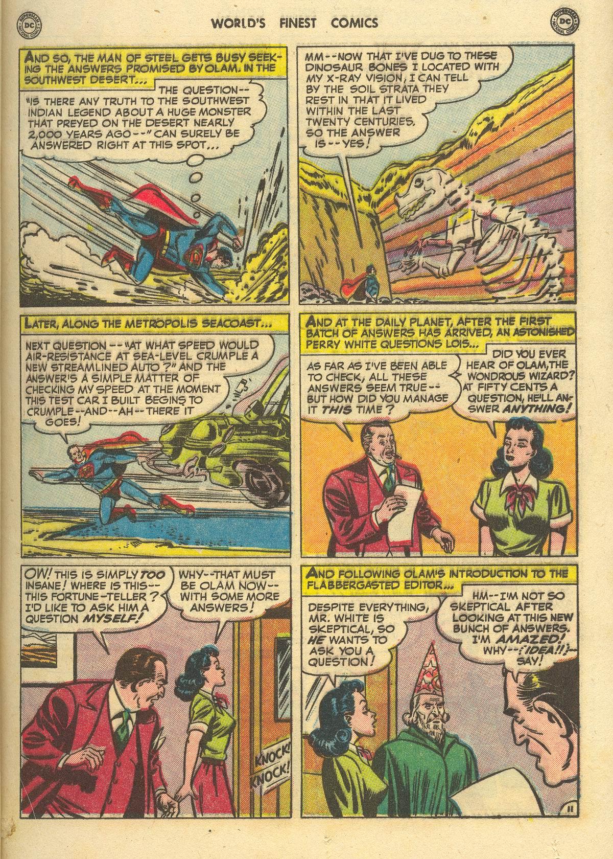Read online World's Finest Comics comic -  Issue #51 - 13