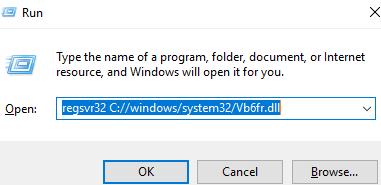 Télécharger Vb6fr.dll Fichier Gratuit Installer