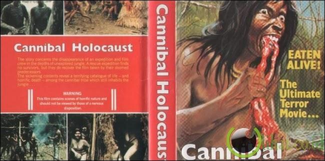CANNIBAL HOLOCAUST ( 19 Negara yang melarang )