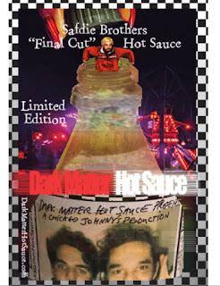 Good Time Movie Poster Featuring Dark Matter Hot Sauce