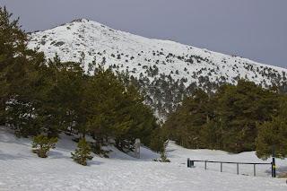 Montón de Trigo. Puerto Fuenfría.