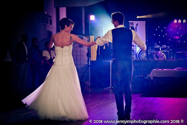 photo ouverture du bal, mariage