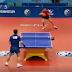 Απίστευτο στιγμιότυπο σε αγώνα ping pong (video)