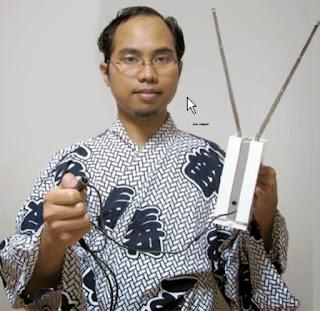 Penemu 4G LTE adalah orang indonesia