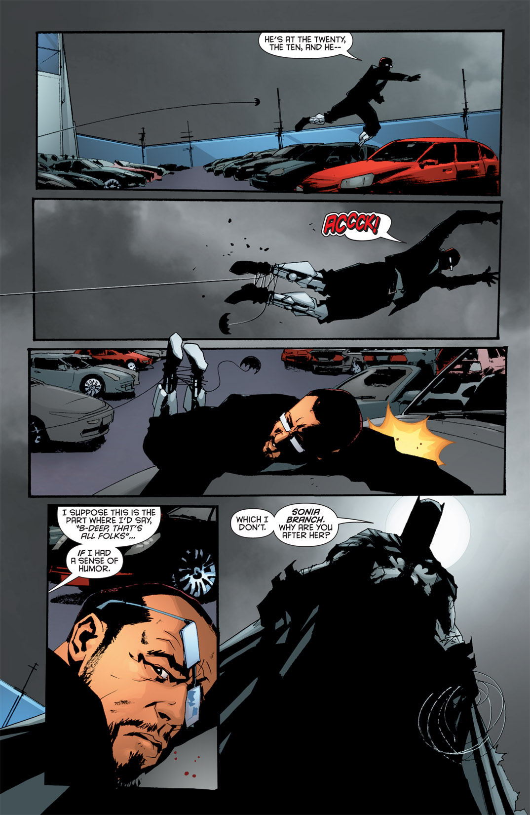 Detective Comics (1937) 877 Page 8
