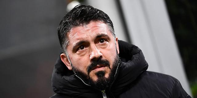 Gattuso: Milan Punya Banyak Masalah, Tapi Bukan Urusan Saya