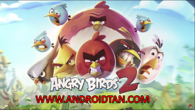 Angry Birds 2 Mod Apk + Data v2.16.1 Unlimited Gems/Lives Terbaru