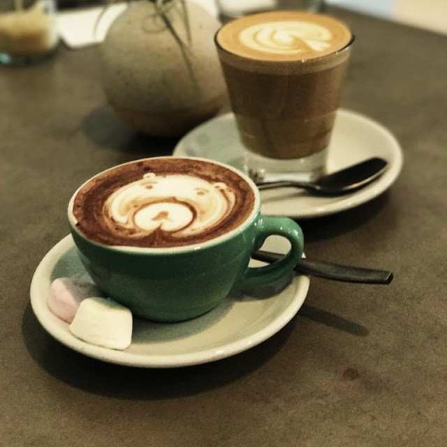 1809, Glen Waverley, hot chocolate, latte