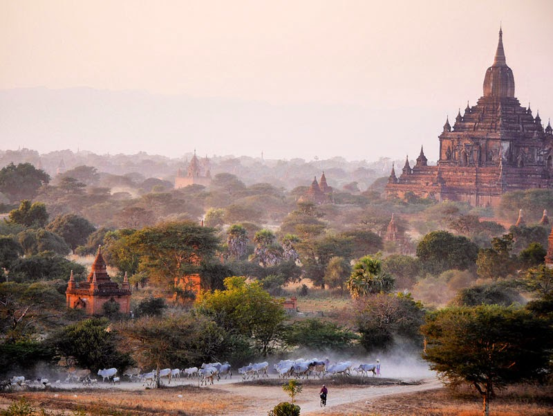 4. Bagan, Myanmar - 7 Amazing Views That Make You Stop and Appreciate Life