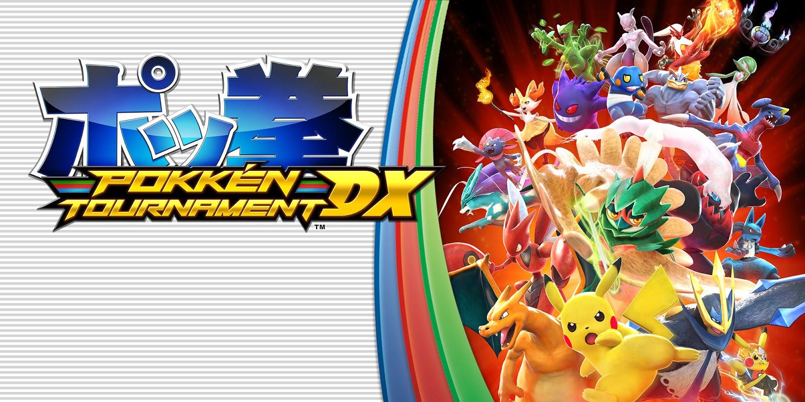 La demo de Pokkén Tournament DX está limitada a 15 usos... pero tiene solución