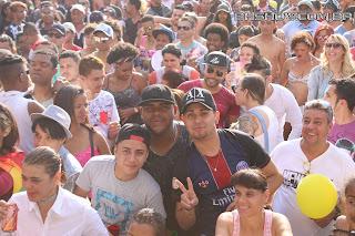 IMG 9880 - 13ª Parada do Orgulho LGBT Contagem reuniu milhares de pessoas