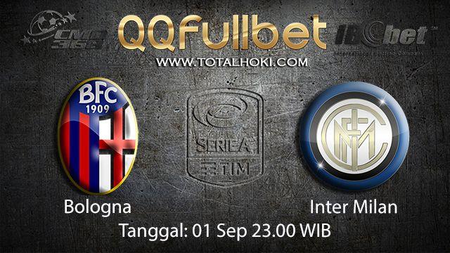 Prediksi Bola Jitu Bologna vs Inter Milan 1 September 2018 ( Italian Serie A )