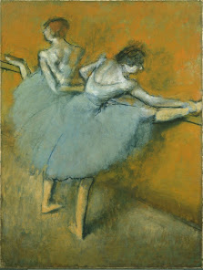 Dancers at the Barre, ca. 1900