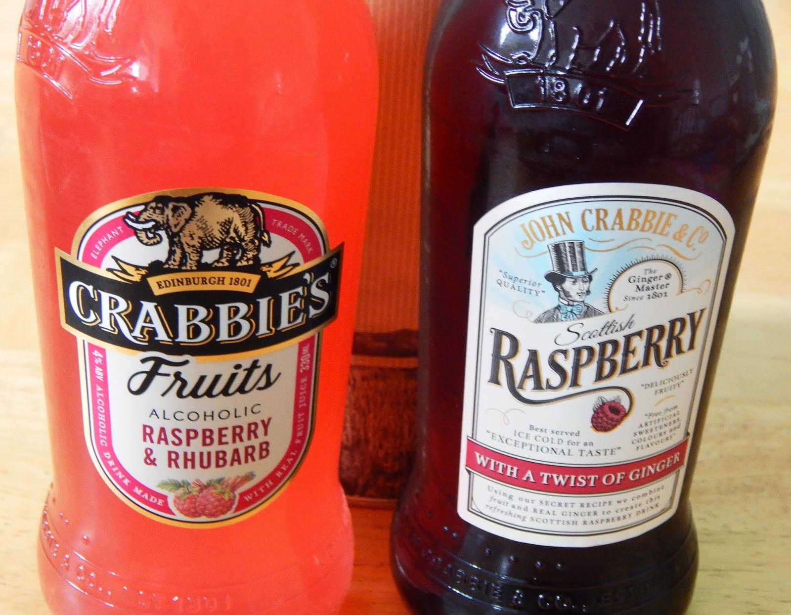Crabbies Fruit Drinks