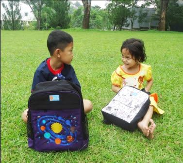 tas ransel anak, tas anak terbaru, tas aikids