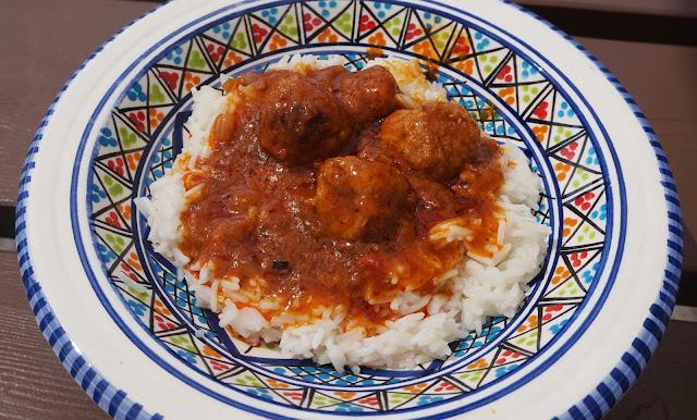 Indyjskie sosy PATAK'S + przepis na klopsiki w sosie pomidorowym Tandoori