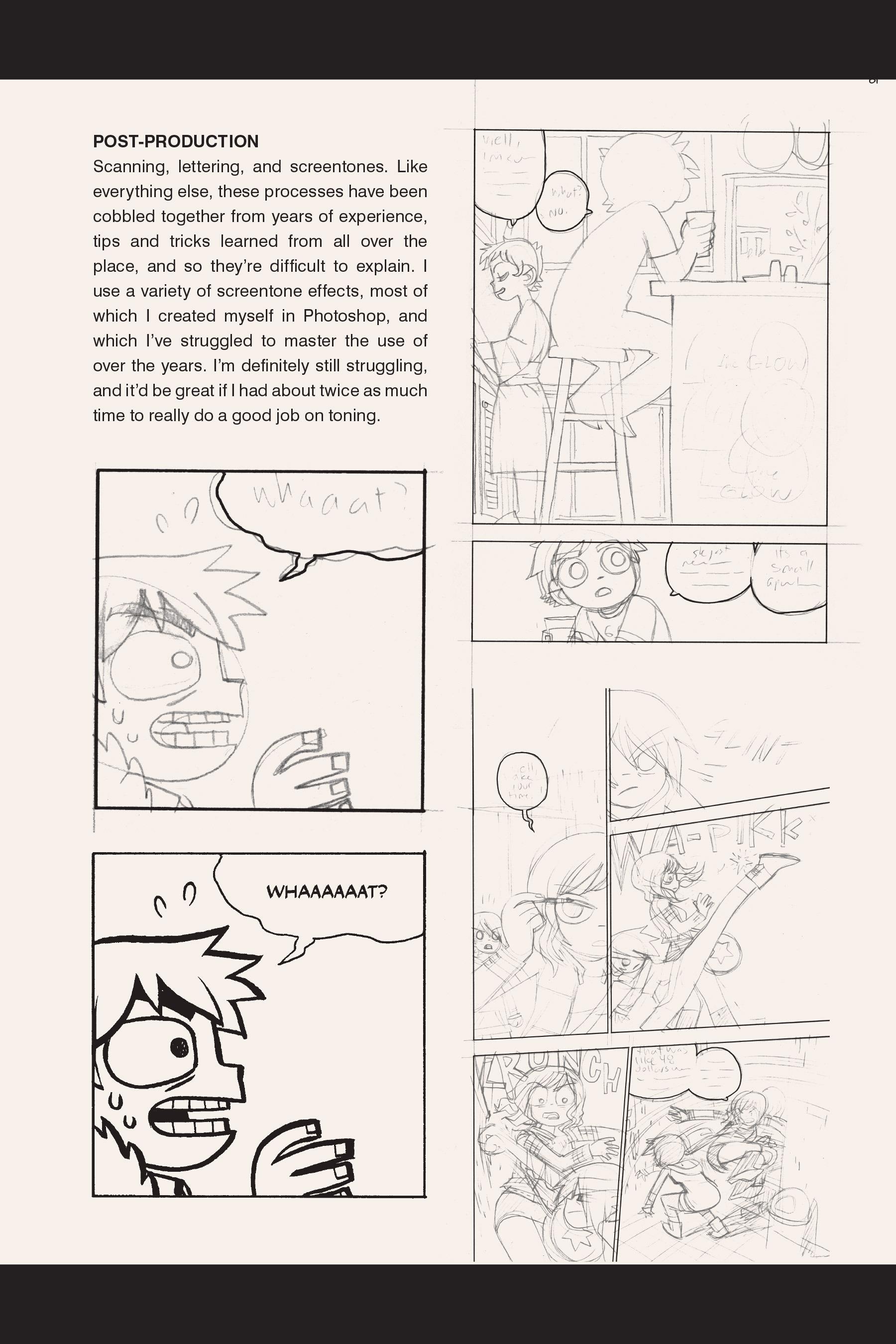 Read online Scott Pilgrim comic -  Issue #5 - 198