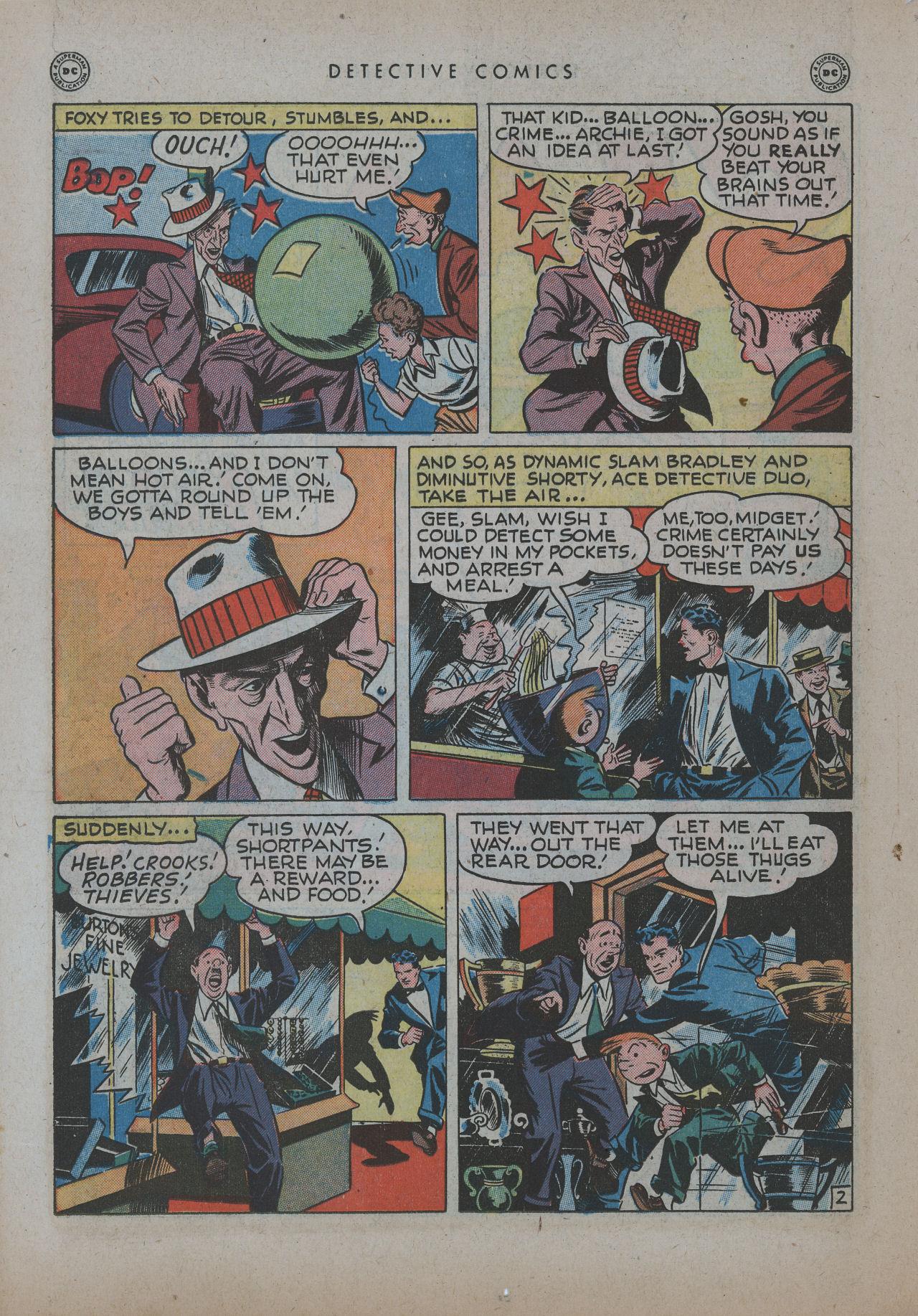 Read online Detective Comics (1937) comic -  Issue #137 - 26