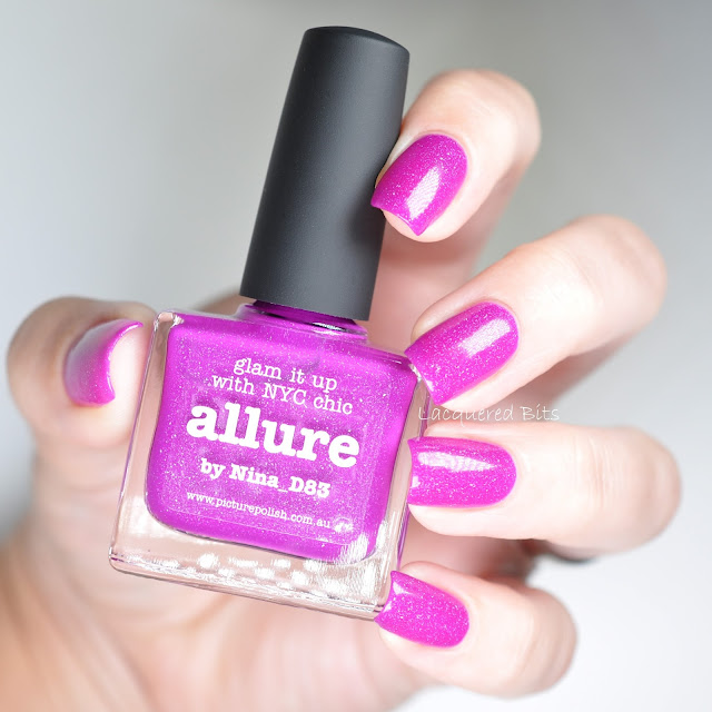 Allure piCture pOlish