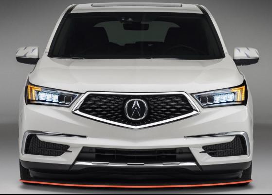 2019 Acura MDX Release Date