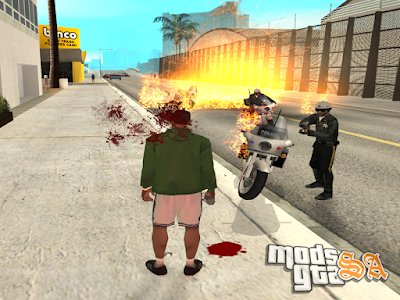 Overdose Effects v1.5 Unofficial HD Retexture v2.0 para GTA San Andreas