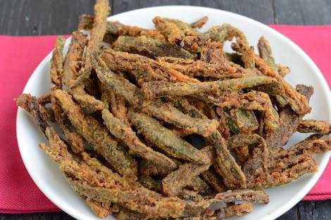 Kurmuri Bhindi Recipe