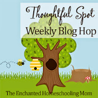 http://enchantedhomeschoolingmom.org/category/thoughtful-spot-weekly-blog-hop/