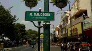 Jl. Malioboro yang legendaris-images okezone.com
