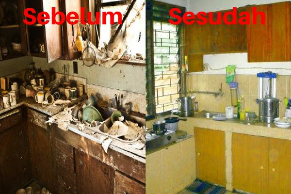 Pahala dari Rasa Capek Bersihkan Rumah Terbayar dengan Seribu Pahala Haji