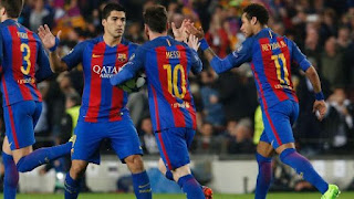 Magical!!! Barca Defeats PSG 6-1 At Home After 4-0 First Leg Humiliation 1