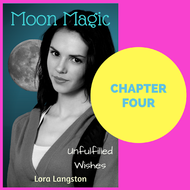 Moon Magic Chapter Four: YA Novel Online