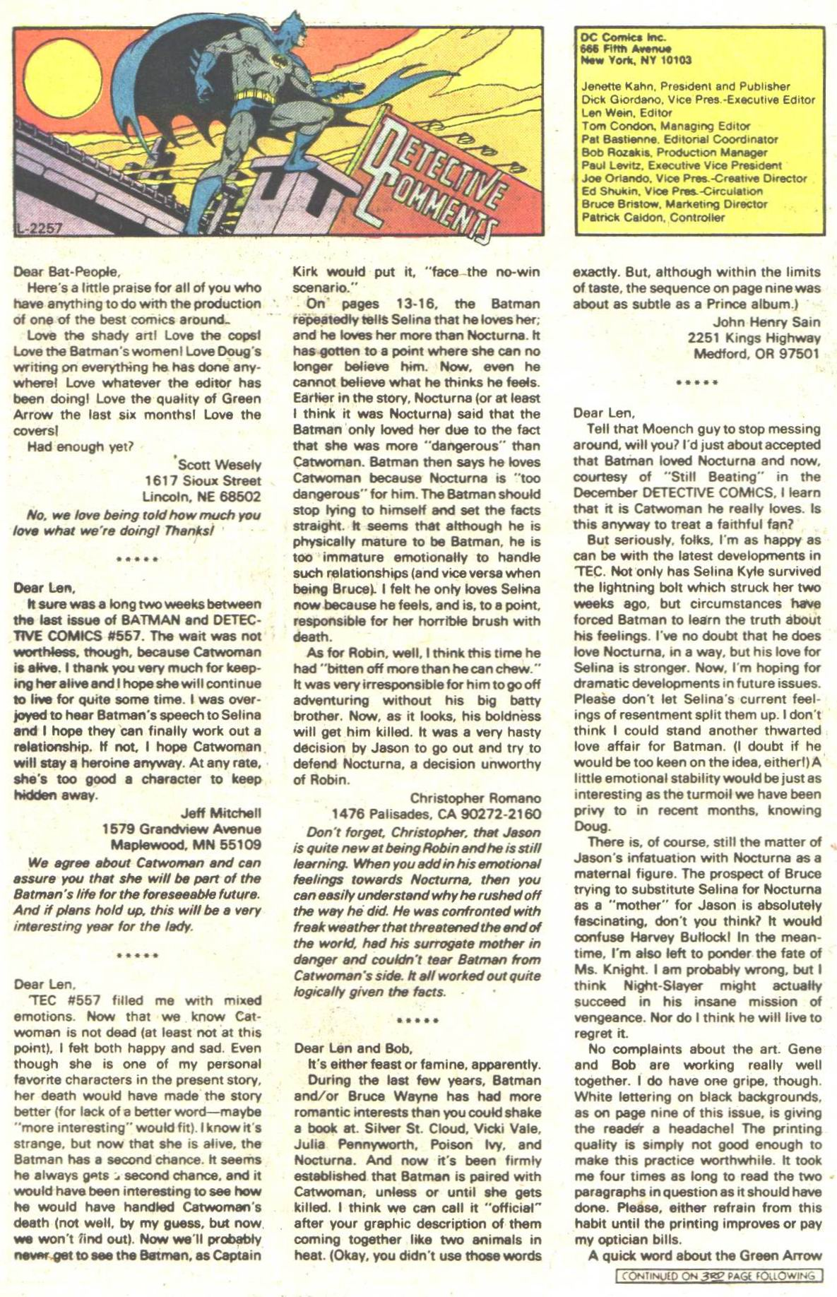 Detective Comics (1937) 561 Page 21