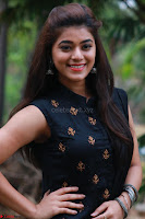 Actress Yamini Bhaskar in a Tight Black Sleeveless Dress ~  Exclusive 25.JPG