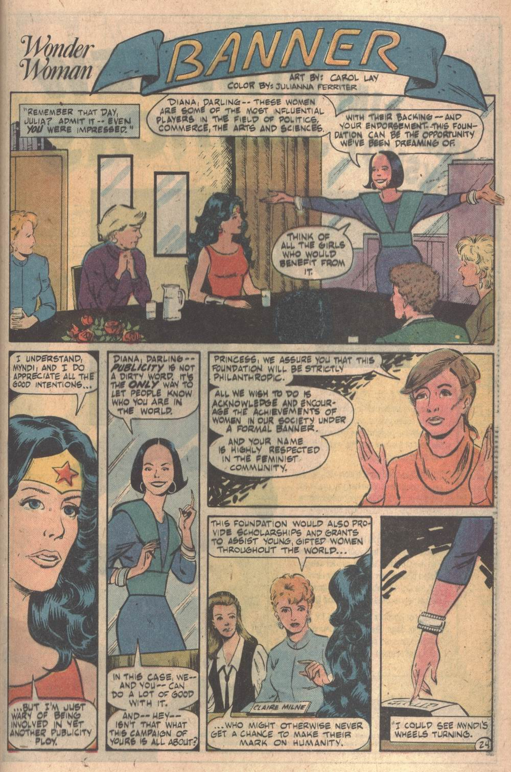 Read online Wonder Woman (1987) comic -  Issue # Annual 2 - 25