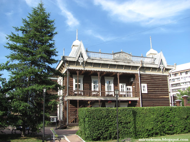 Иркутск - в какие музеи стоит сходить?