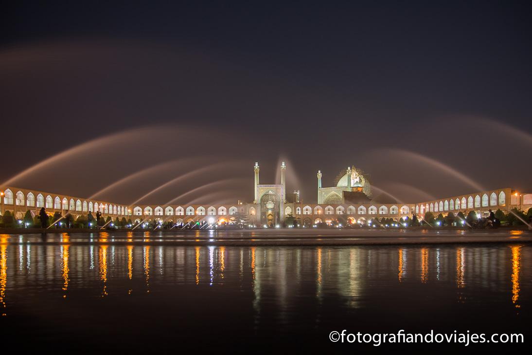 Plaza de Isfahan