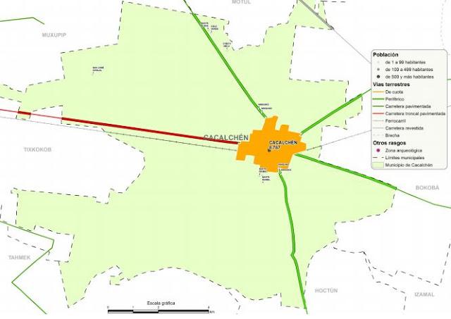 Cacalchén en la Guerra de Castas-Parte II