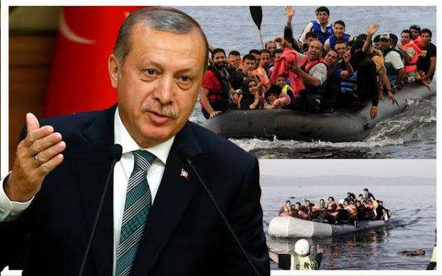 Τουρκία: Θα επανεξετάσουμε τη συμφωνία με την ΕΕ για το προσφυγικό