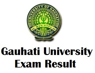Gauhati University Semester Exam Result 2017