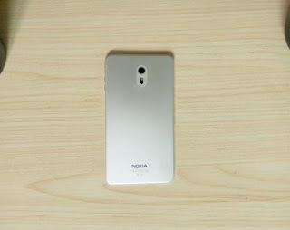 Nokia C1 Android device