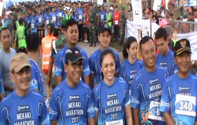 Mekaki Marathon 2017 Dan Gaung Pariwisata Sekotong