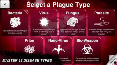 Plague Inc unlimited DNA modded version