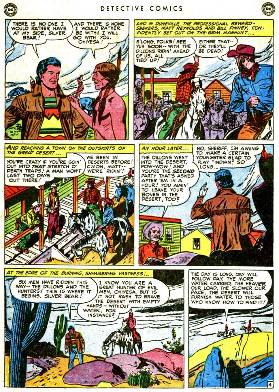 Read online Detective Comics (1937) comic -  Issue #162 - 42