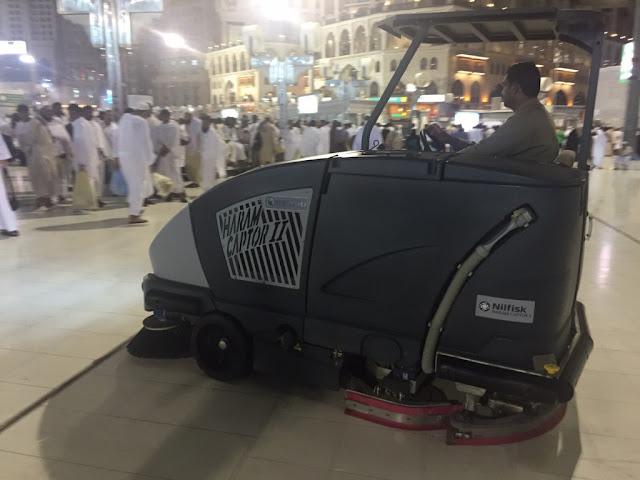 haram captor di masjidil haram