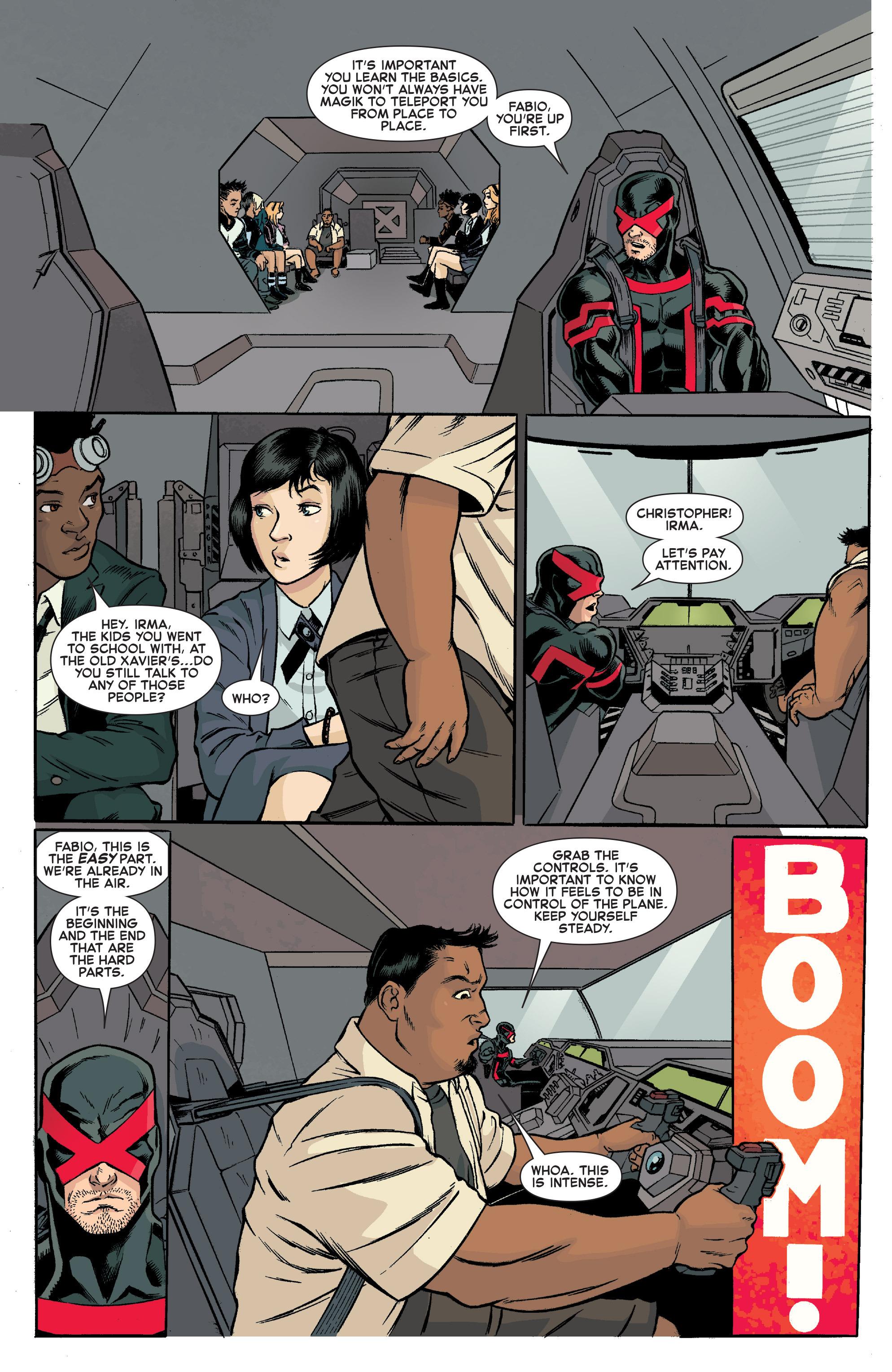 Read online Uncanny X-Men (2013) comic -  Issue # _Special 1 - 7