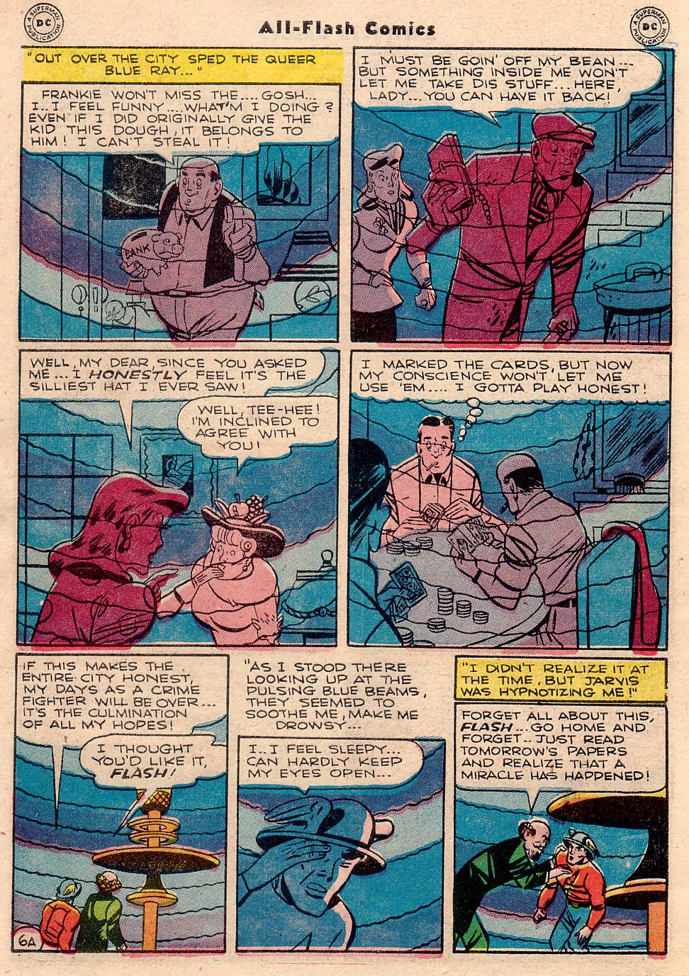 Read online All-Flash comic -  Issue #23 - 7