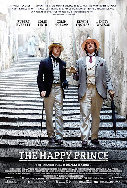 The happy prince, film