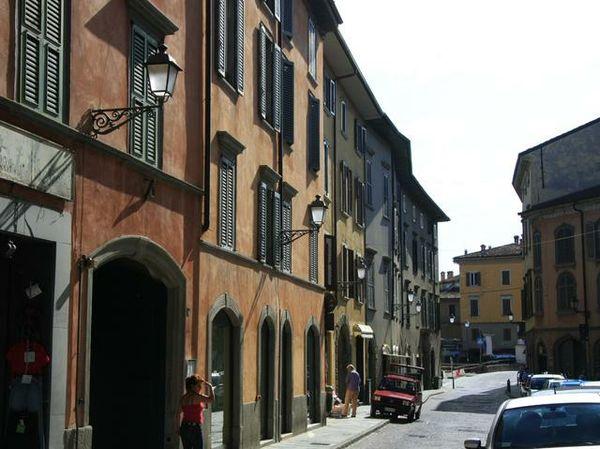 Via Borgo Palazzo Bergamo