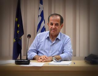 Πέθανε ο περιφερειάρχης Ανατολικής Μακεδονίας Γιώργος Παυλίδης